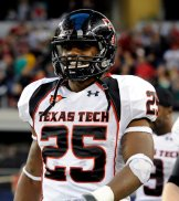Baron Batch- Texas Tech- Football- Red Raiders